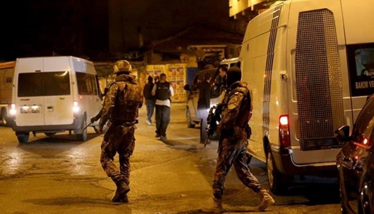 'Kırşehir'de Bağdadi'nin Yakın Akrabası 4 Kişi Tutuklandı'