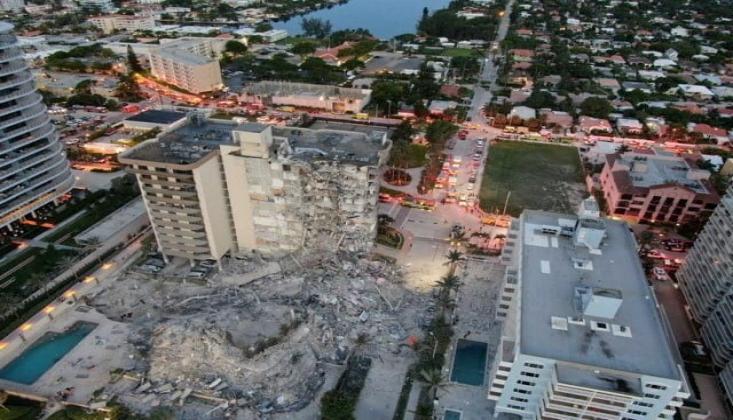 Çöken Binada Hayatını Kaybedenlerin Sayısı Artıyor