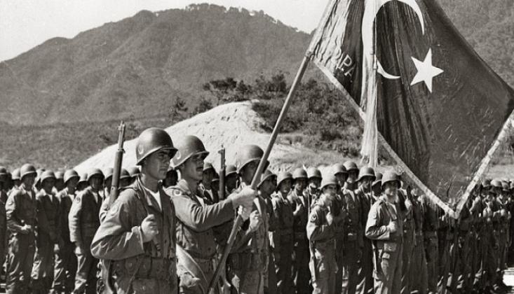 Türkiye Kore Savaşı'na Katıldı