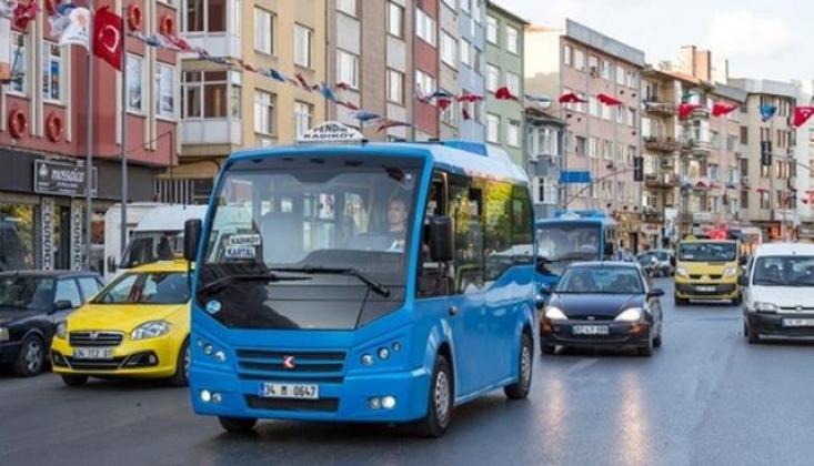 İstanbul'da Taksi, Minibüs Ve Dolmuş Ücretlerine Yüzde 11 Zam