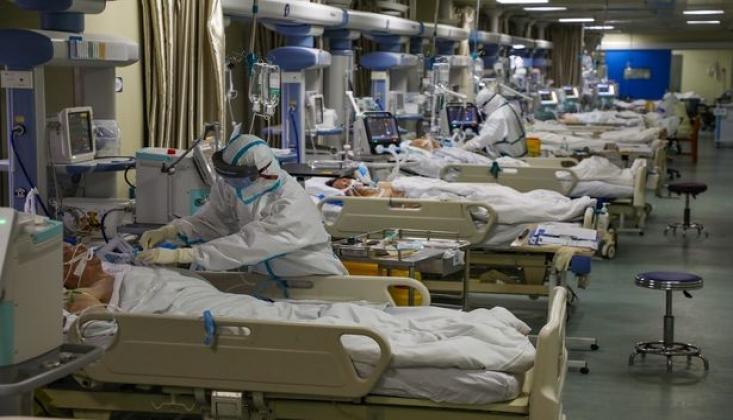 ABD ve İngiltere'de Koronavirüsten Ölenlerin Sayısı Artıyor