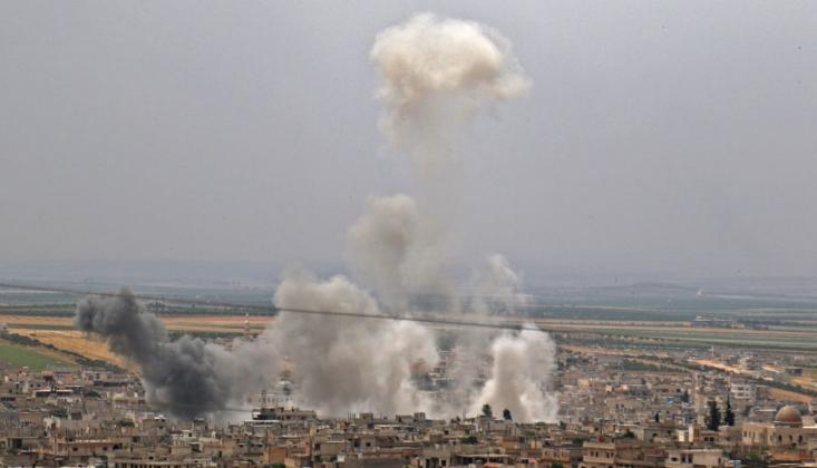 ABD'nin İdlib Saldırısı, Türkiye'ye Gönderilen Ek Sinyal