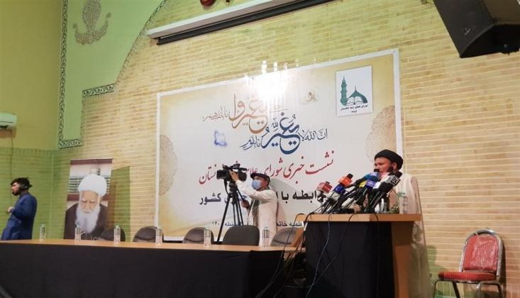 Afganistan Şii Uleması Konseyi, Taliban Kabinesini Eleştirdi