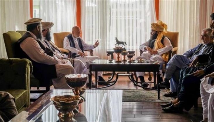 Taliban ile Geçiş Konseyinin İlk Görüşmesi