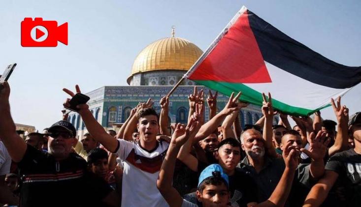 Siyonist İsrail Saldırıları ve Filistin Direnişi