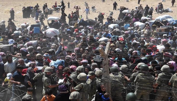 """""""Türkiye'nin Tek Bir Mülteci Daha Alacak Durumu Yok"""""""