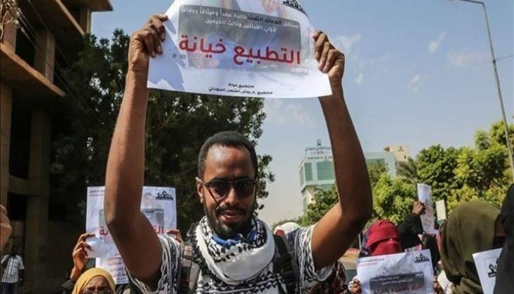 Siyonist Rejimle Normalleşmeye Karşı Halk Direniş Cephesi Kuruldu