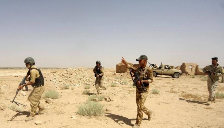Haşdi Şabi Güçleri, Irak'ın Kuzeyine Sevkedildi