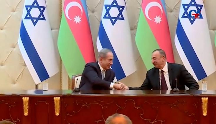 İlham Aliyev'in Siyonist Rejim Sevdası