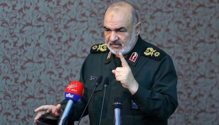 Devrim Muhafızları Komutanı: Her Tehdide Yanıt Verebilecek Durumdayız