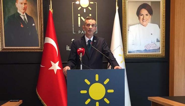 İYİ Partili Dikbayır'dan Bahçeli'ye Yanıt