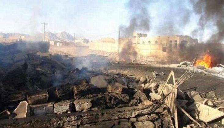 Suudi Koalisyonu Kendi Kuvvetlerine Saldırdı