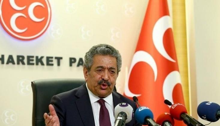 MHP, HDP'nin Kapatılması İçin Dava Açacak