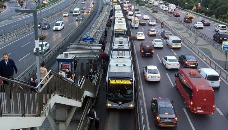 Toplu Ulaşımı Kullanma Oranı Yüzde 17 Azaldı