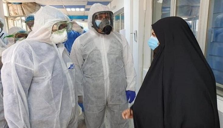 Irak: Mutasyonlu Koronavirüs Ülkede Rastlanmadı