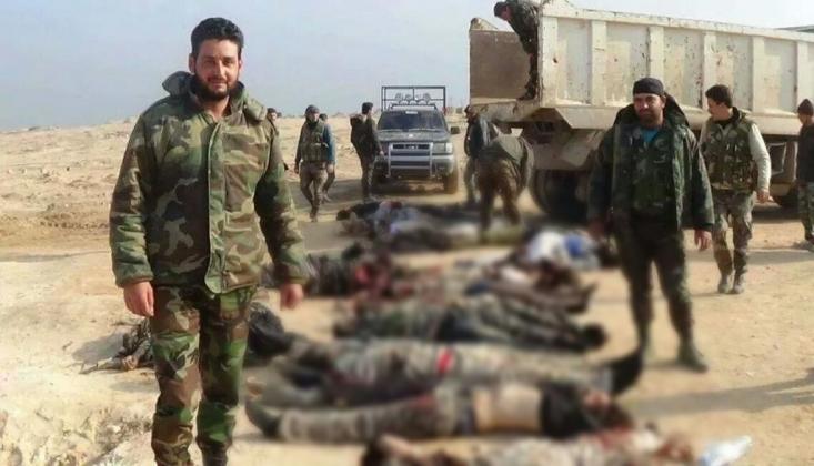 Suriye'nin Kuzeyinde Onlarca Terörist Öldürüldü