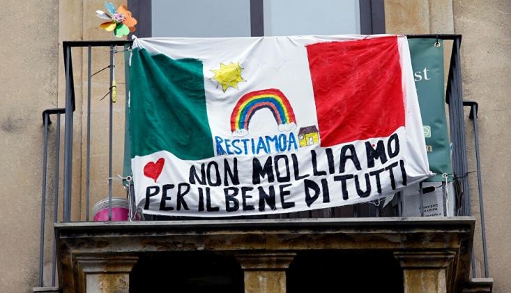AB'nin 'Dayanışma Özrüne' İtalya'dan Yanıt