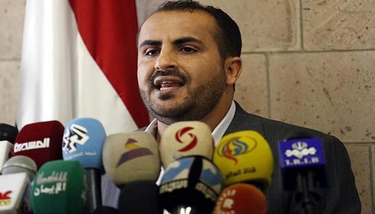 Ensarullah: Arabistan Güvende Olmak İçin Yemen'e Saldırılarını Durdurmalıdır