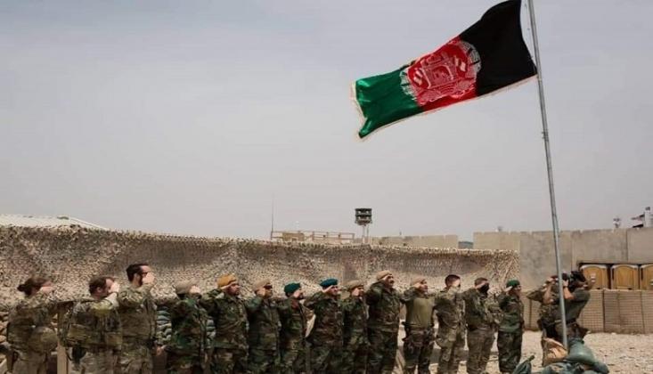 ABD Askeri Üssünün Afganistan Ordusuna Devredilmesi