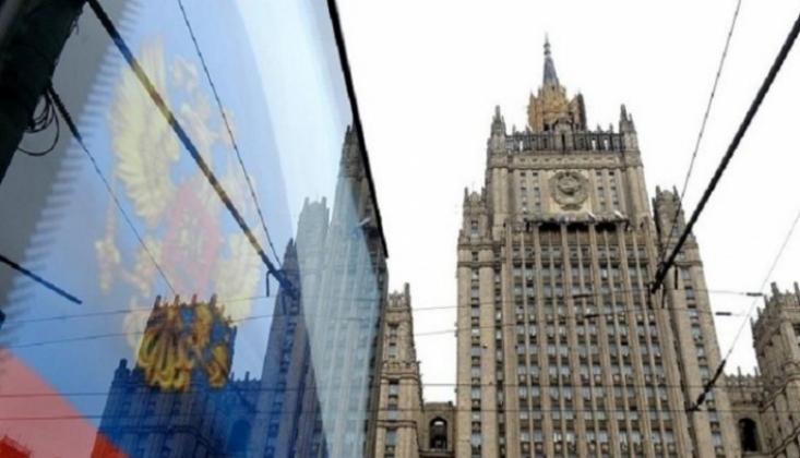 Rus Dışişleri'nden 'Avrupa Üçlüsüne' Nükleer Anlaşma Uyarısı