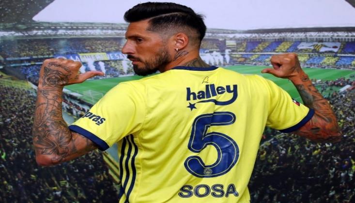 Sosa Resmen Fenerbahçe'de!