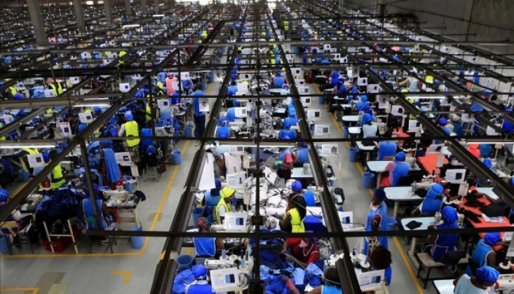 Tekstilde Burs Teşviki Kontenjanları Doldurdu