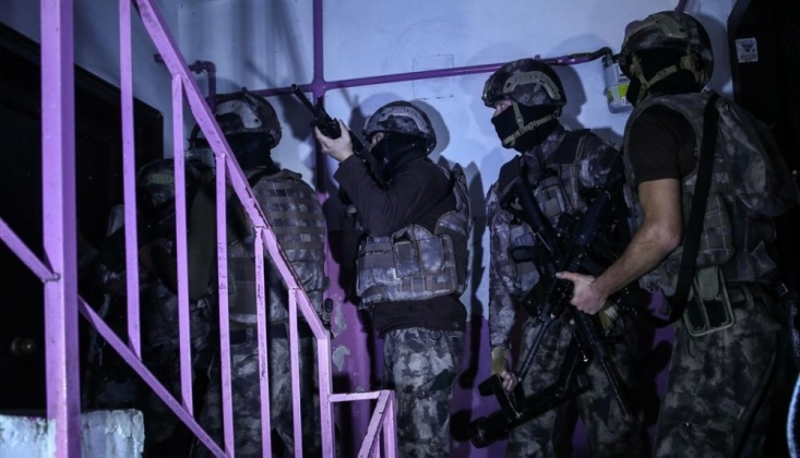 İstanbul'da 'Torbacı' Operasyonu: 35 Adrese Eş Zamanlı Baskın