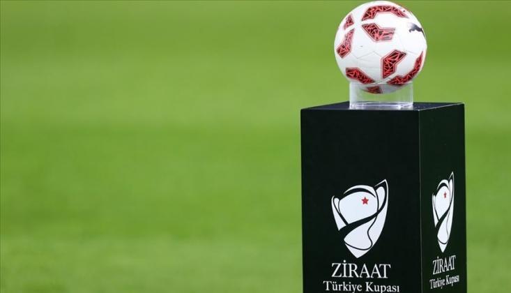 Ziraat Türkiye Kupası 3 Maçla Start Aldı