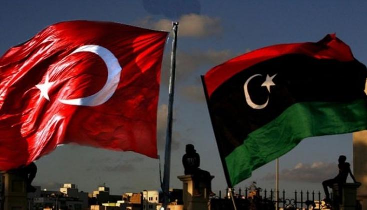 Libya Türkiye'den Resmen Askeri Destek Talep Etti