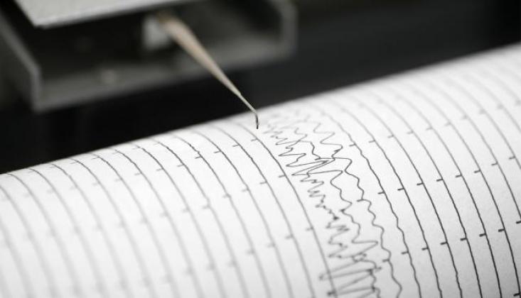Komşuda 5,2 Büyüklüğünde Deprem