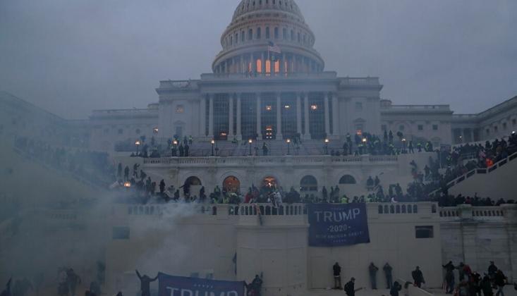 ABD Kongre Binasına Yapılan Baskın Sonrası Oluşan Hasarın Maliyeti Açıklandı