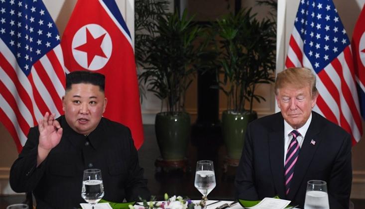 Kuzey Kore: ABD Nükleer Müzakerelere Yeniden Başlamayı Teklif Etti