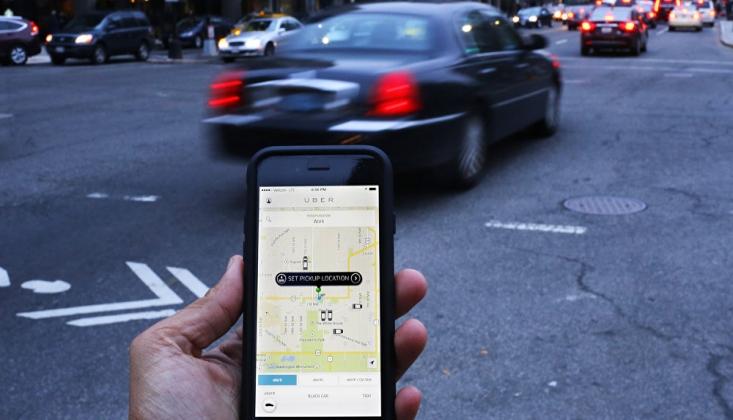 Uber'e Erişim Tamamen Engellendi