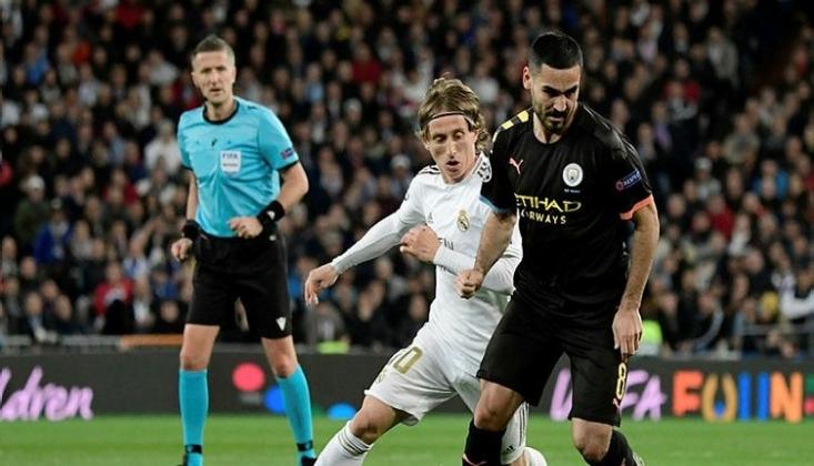 Manchester City 4 Dakikada Real Madrid'i Bozguna Uğrattı