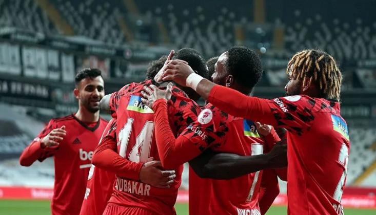 Beşiktaş Kupada Finale Yükseldi!