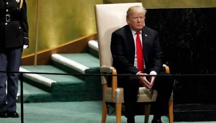 Trump Tarihe Geçiyor! İlk Azledilen ABD Başkanı Olacak!