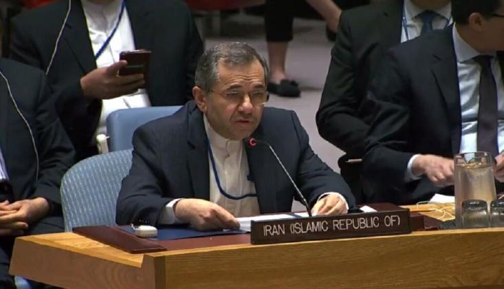 İran: Yabancı Güçler Suriye'yi Terk Etmeli