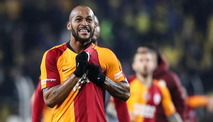 Galatasaray'da Marcao Yolcu