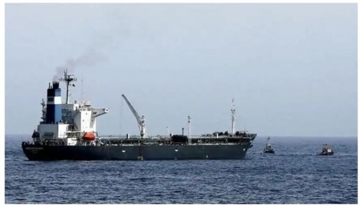 Yemen'e Ait İki Petrol Tankeri Serbest Bırakıldı