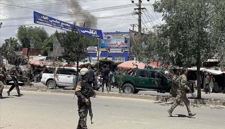 Kabil'de Savunma Bakanının Evinin Yakınlarında Patlama
