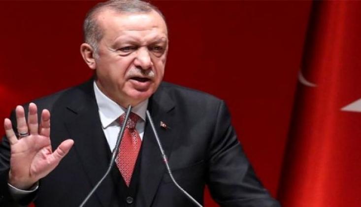 Erdoğan: ABD Yalan Konuşuyor
