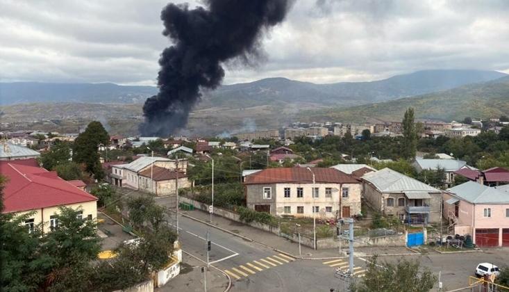 Bakü: Ermenistan Topraklarında Herhangi Bir Askeri Hedefimiz Yok