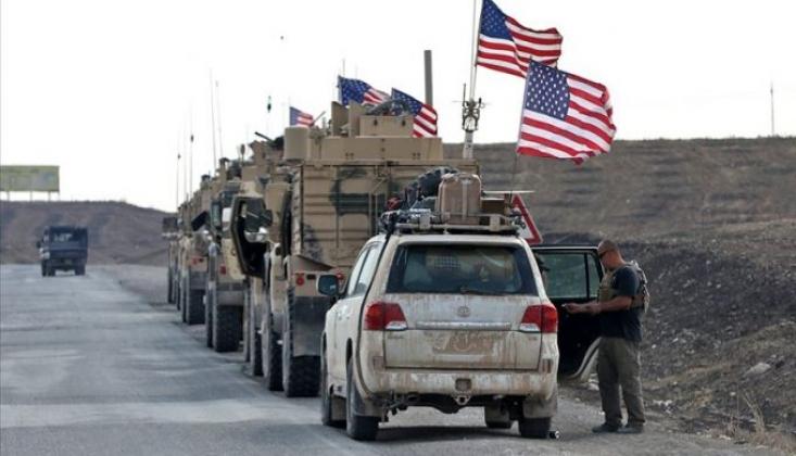 Irak'ta ABD Askerlerinin Bulunduğu Üsse Havan Topu Saldırısı Düzenlendi