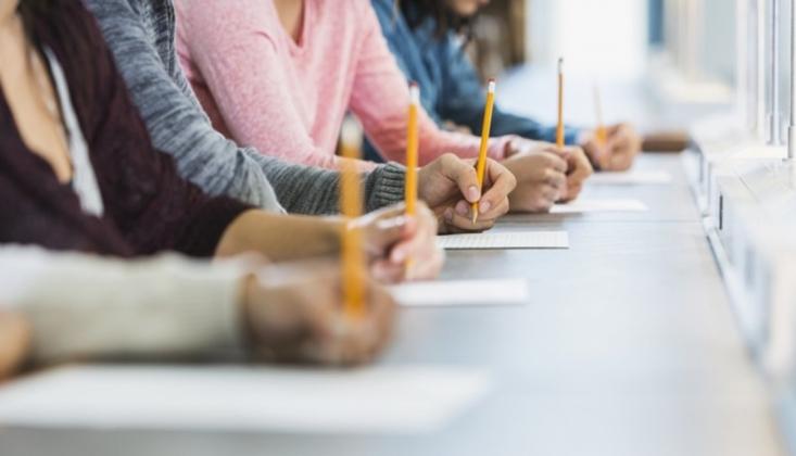 Okulun İçinde Belli Saatlerde Çocuklarımız Sınavlara Girecek, Uzaktan Eğitimde  Sınav Yüz yüze