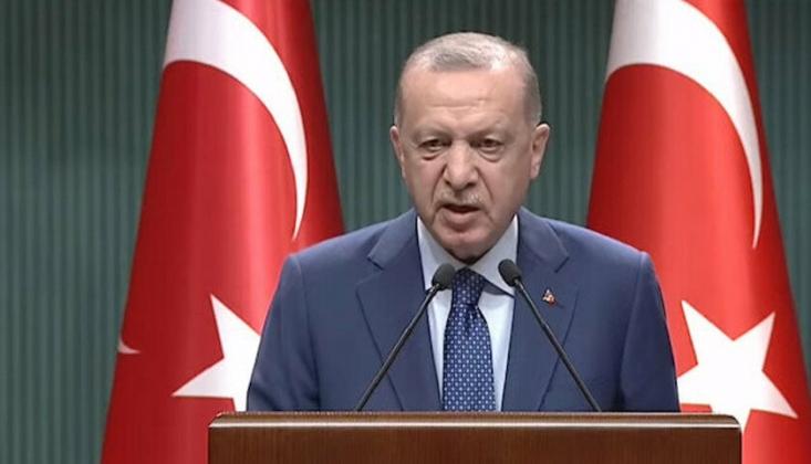Erdoğan'dan Biden'a: Kanlı Ellerinizle Tarih Yazıyorsunuz