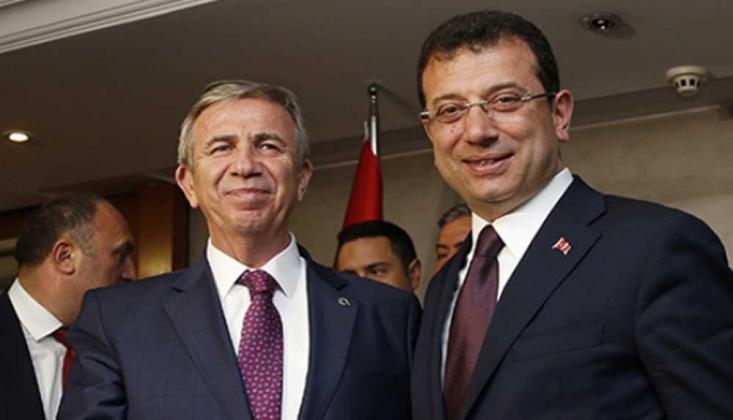 Ankara ve İstanbul Büyükşehir Belediyelerinin Bağış Hesapları Bloke Oldu