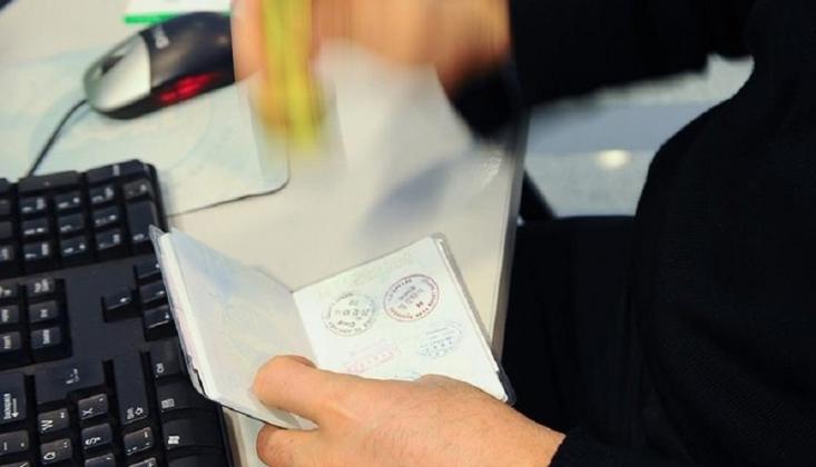 11 Bin 27 Pasaportta İdari Tedbir Kaldırıldı