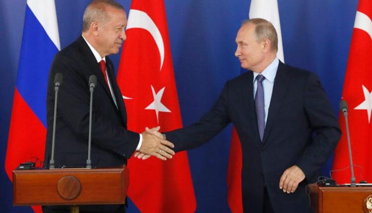 Erdoğan ile Putin En Kısa Sürede Yüz Yüze Görüşecek