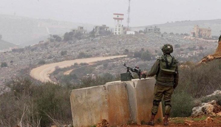 Lübnan Ordusu: İsrail'e Ait Casus Uçağı Hava Sahasını İhlal Etti