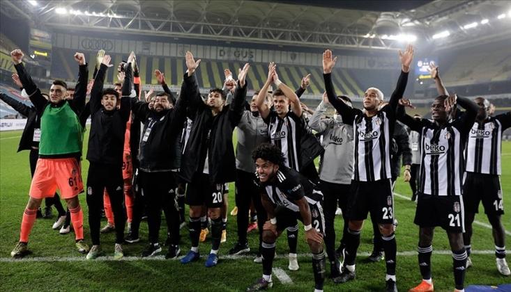 Beşiktaş'ta Şampiyonluk İçin Süper Prim